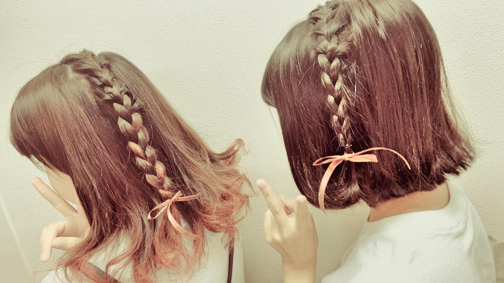 高校生 髪型アレンジ 女子
