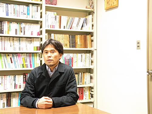 北海道大学教育学部で心理学を教える加藤弘通准教授