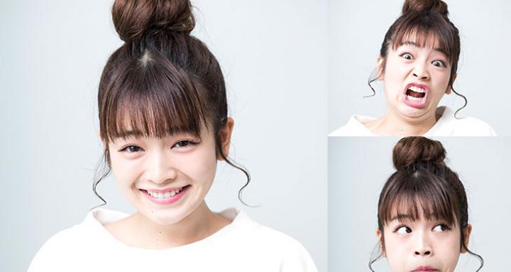 変顔で世界をハッピーにしたい!」モデル・タレントのmireiさん