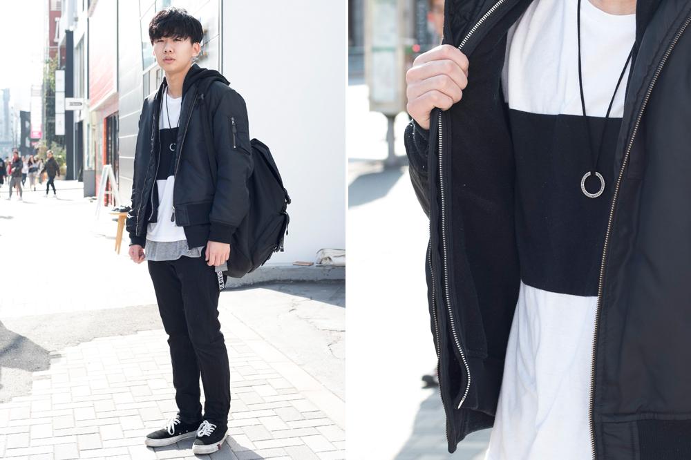 2018年の人気ファッションはこれ! 男子高校生私服コレクションin原宿