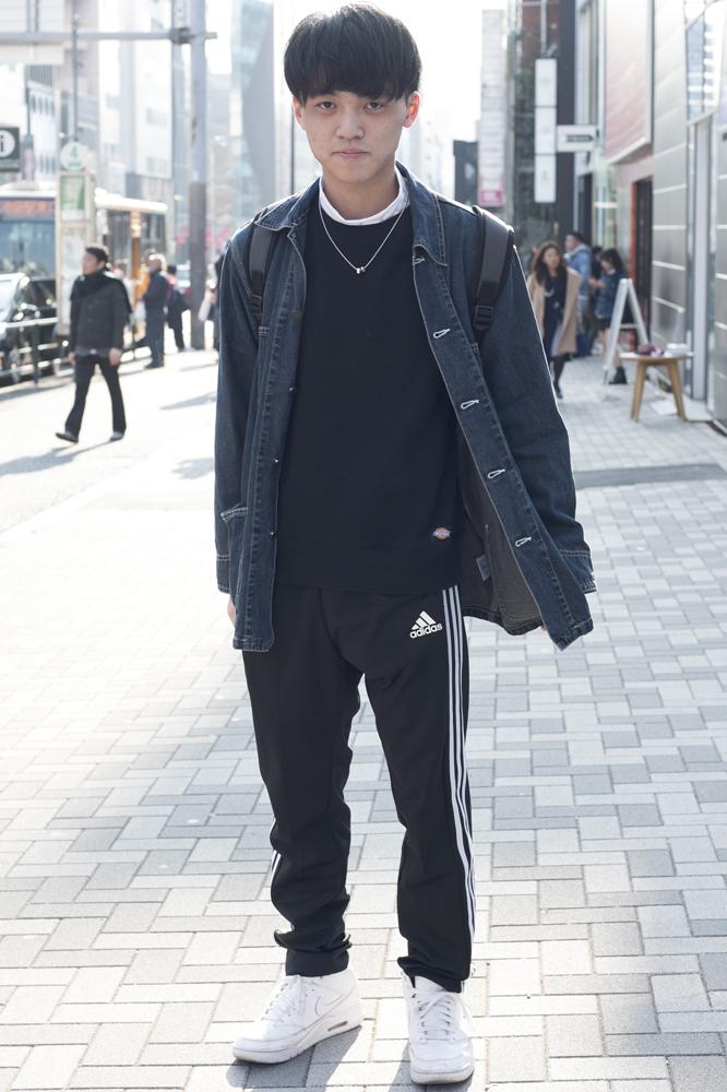 ee6871d91417 2018年男子高校生ファッションスナップ23選! 人気コーデを原宿で調査 ...