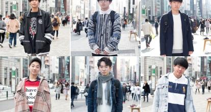 2018年男子高校生ファッションスナップ23選 人気コーデを原宿で調査
