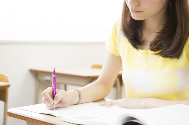 専門学校の夏休みは資格の勉強をしていた