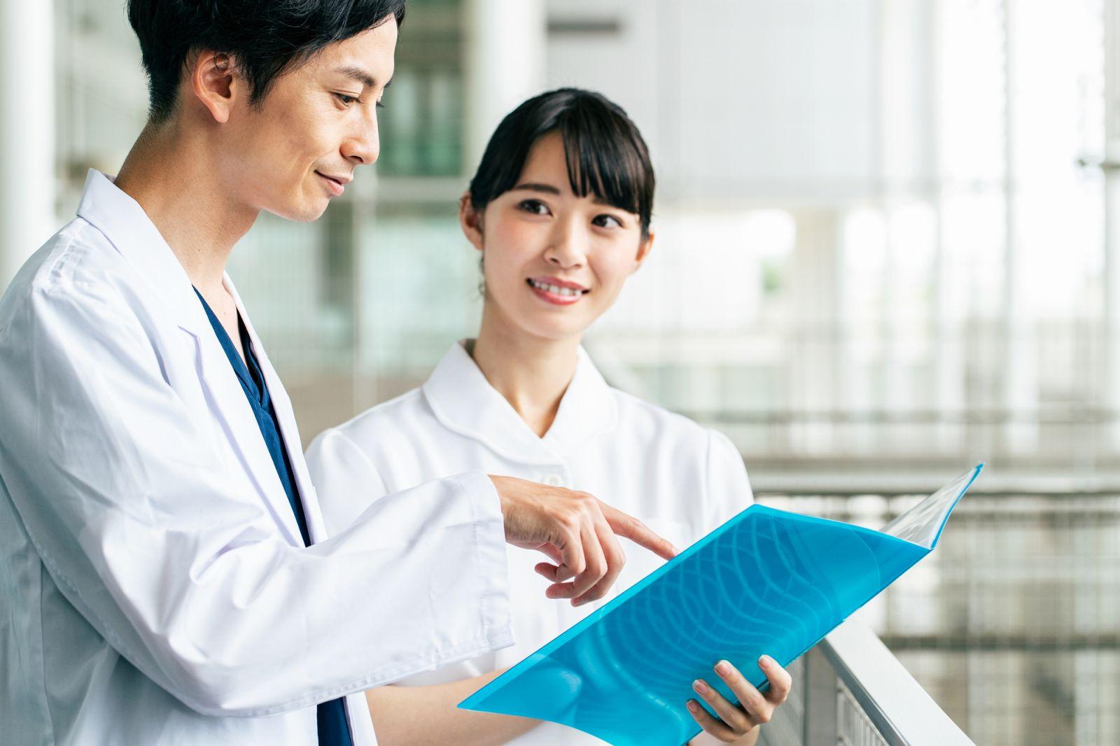 医療関係(看護師・救急救命士)の時間割例