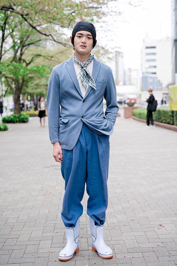 入学式スナップ! 個性&レベル高めだけどマネしてみたい【ファッション系専門学校編】