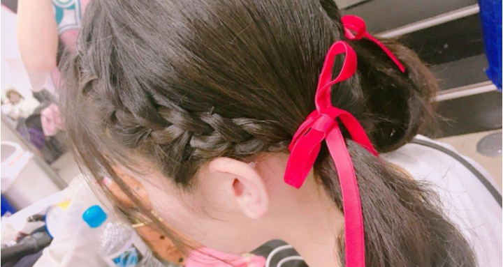 体育祭でかわいい髪型20選!編み込みからお団子、コーンロウまで!【高校生なう】|【スタディサプリ進路】高校生に関するニュースを配信