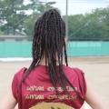 体育祭でかわいい髪型20選!編み込みからお団子、コーンロウまで!