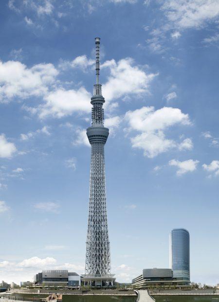 東京のシンボル「東京スカイツリー」