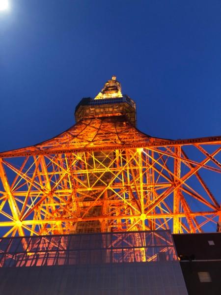 今も愛され続ける定番スポット「東京タワー」