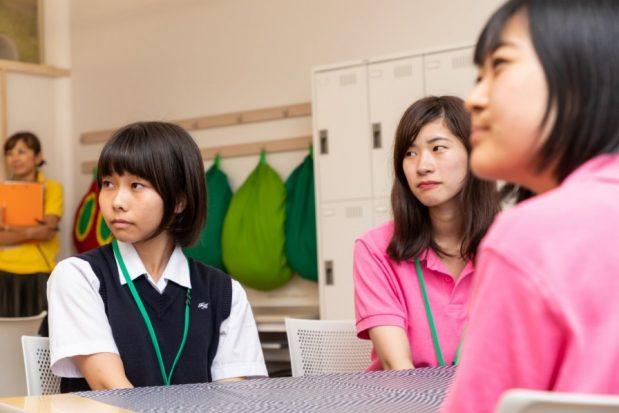 高校生とレポート!オープンキャンパスってどんなことをするの?【個別相談編】