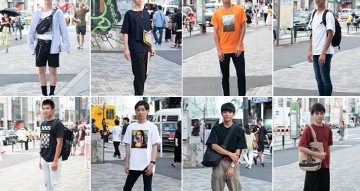 2018年夏の最新ファッション!男子高校生の私服コーデ19選in原宿