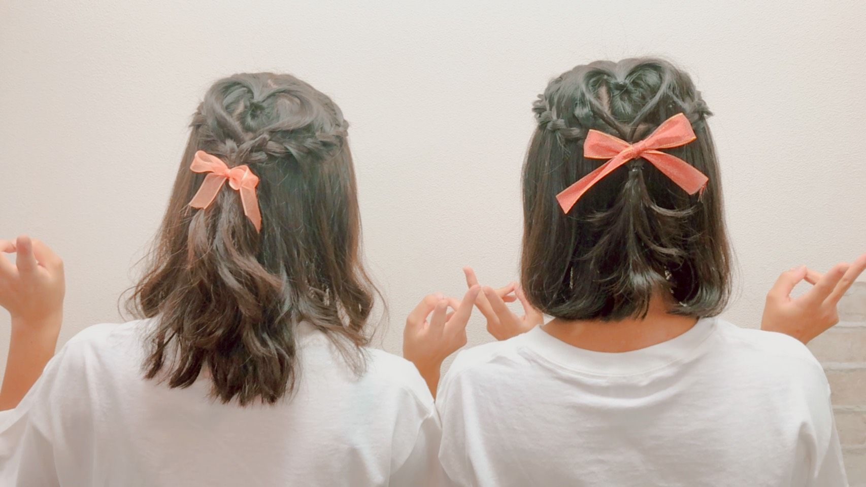 文化祭でやりたい髪型20選 可愛いおそろいの髪型 高校生なう