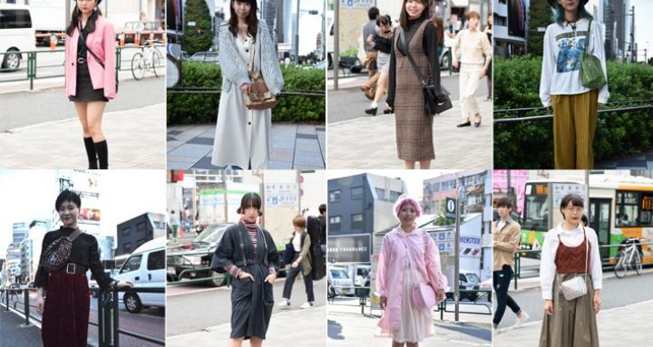 2018年秋冬】おしゃれ女子の私服コレクションin原宿!今日から
