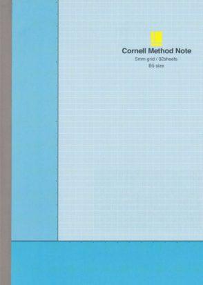 コーネル式ノートのとり方って?成績アップの秘訣はここにあった!