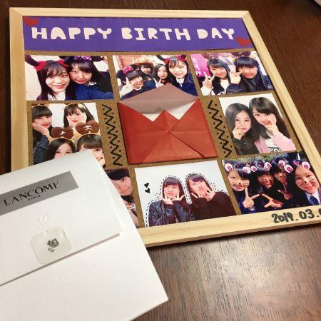 高校生がもらってうれしかった誕生日プレゼント