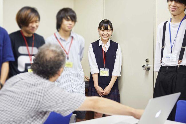 日本写真芸術専門学校 オープンキャンパス