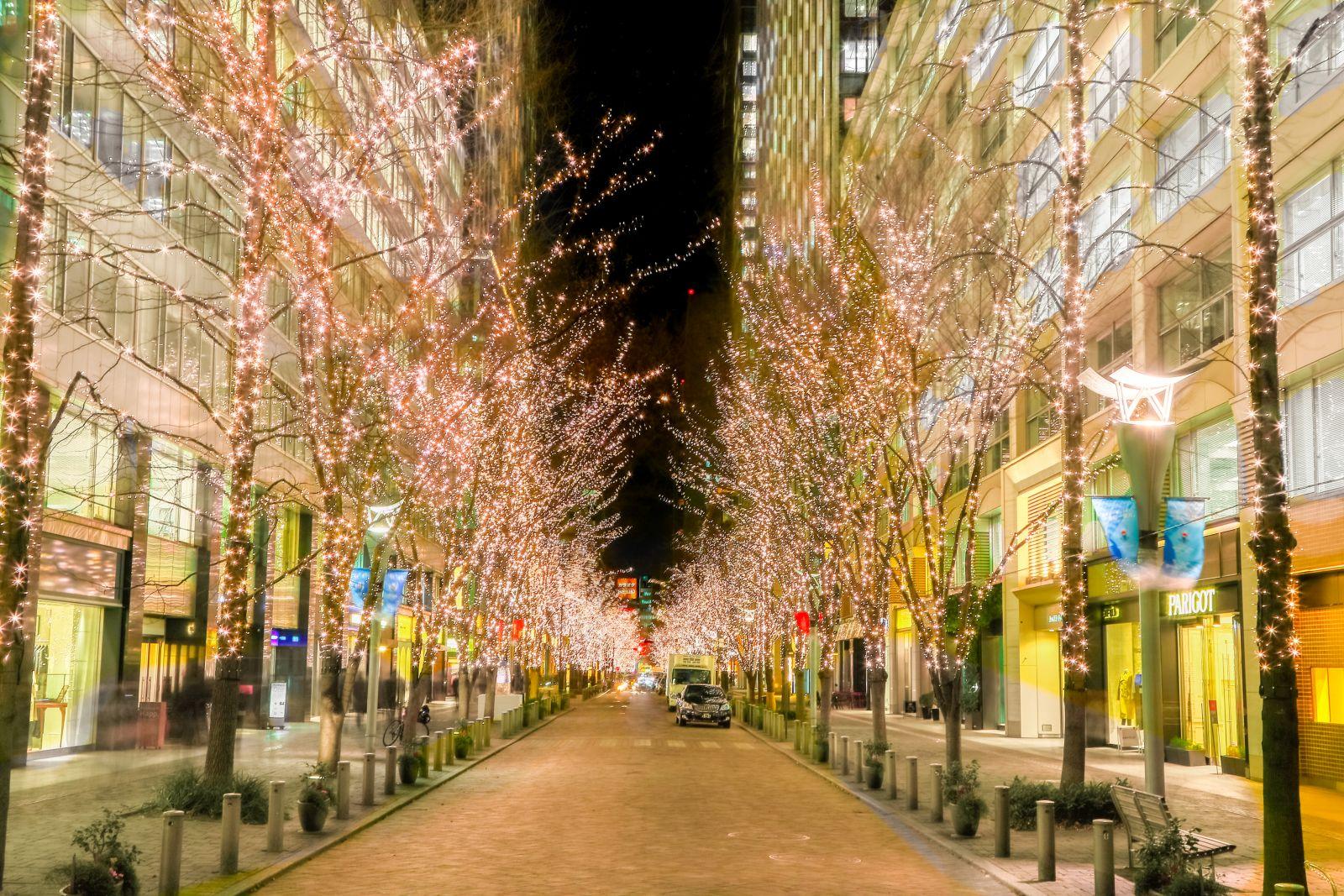 東京観光スポット