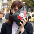 3CE、キャラもの、巾着タイプetc.女子高生のかわいいポーチ33選!