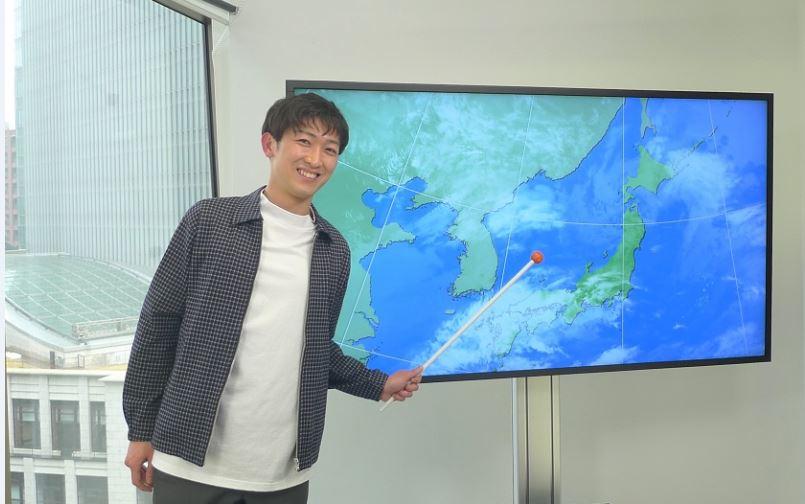 気象予報士ってどんな仕事?資格を取るには?お天気キャスター・小林正寿さんに話を聞いた!