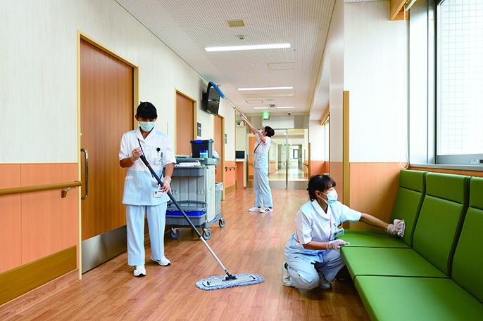 病院の仕事って何があるの? 医師・看護師から医療事務まで大公開!