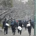 共通テスト当日に雪が降ったらどうする?大学入試トラブル対処法!