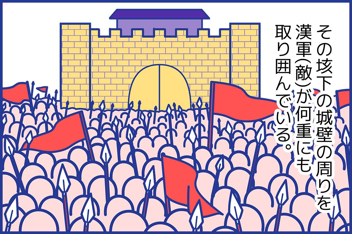 史記『四面楚歌(しめんそか)』を スタディサプリ講師がわかりやすく解説&現代語訳!
