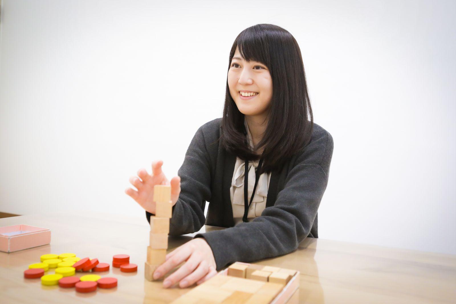 01/児童心理司 高橋実花さん 岩見沢児童相談所勤務
