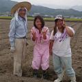 真心こめて育てた野菜でみんなをハッピーに!農業ガールに注目!
