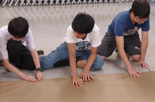巨大作品を部員全員で作りあげる!開成学園折り紙研究部とは?