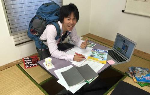 18歳で世界一周!吉野くんが思う国際協力に必要なこと