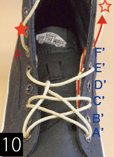 おしゃれ! ほどけない! プロ直伝が伝授する人と差をつける靴ひもの結び方