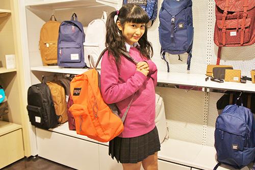 新学期のリュックは決まった? 渋谷ロフトと現役女子高生モデルがオススメ! リュック8選
